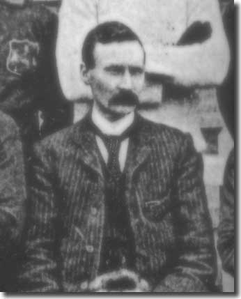 Scotsman and former Chesterfield boss Gilbert Gillies was the successful applicant for the post of first manager of Leeds City