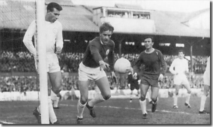 Image result for jim baxter v chelsea 1960s