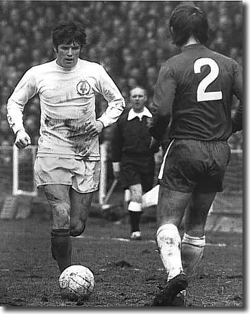 The definitive confrontation of the 1970 final - Eddie Gray faces up to David Webb