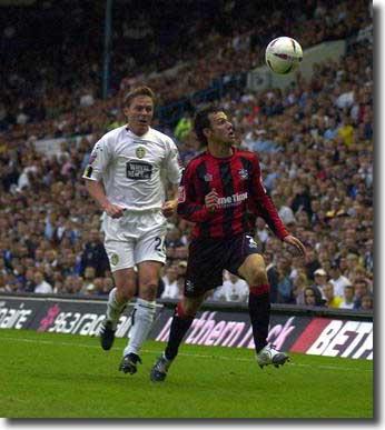 Steve Guppy The Definitive History of Leeds United Players Steve Guppy 2004