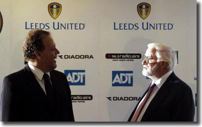 In January 2005, when Ken Bates took control at Elland Road, he and Gerald Krasner got on well, but by the time of the 2007 sale, Krasner was a bitter opponent