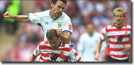 Dougie Freedman suffered a miserable afternoon against Doncaster