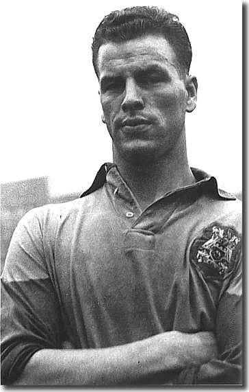 Quite possibly the greatest Leeds United player of all time - John Charles