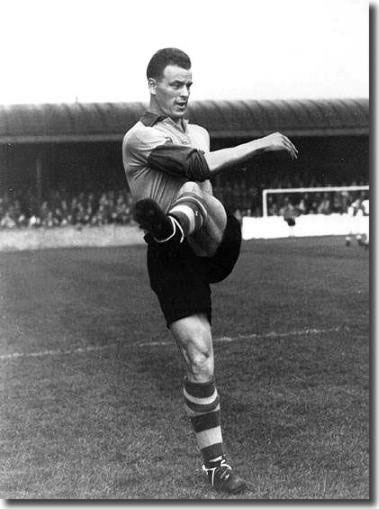 Charles was a massive presence on the football pitch in the 1950's