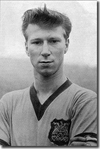 21 year old Charlton in 1956