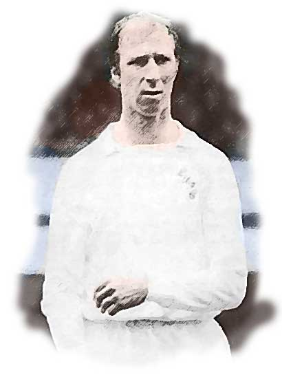 Big Jack Charlton - a giant amongst football men