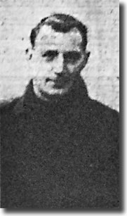 Centre-forward Billy McLeod, pictured in January 1912, was criticised for a lack of form