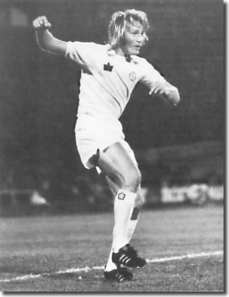 The Elland Road crowd adored Tony Currie during his spell at United