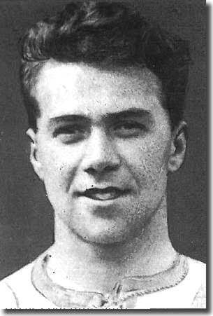 Ernie Hart was a mainstay of the Leeds United defence in the 20's and 30's
