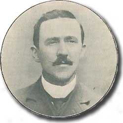 Woolwich Arsenal's Scottish manager George Morrell was strongly rumoured to be the new man at Elland Road