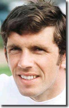 Johnny Giles - 'one of the greatest inside-forwards that has ever lived' according to Don Revie