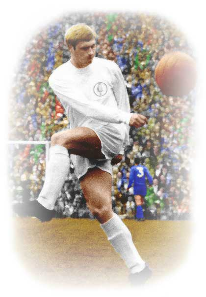 "Jimmy Greenhoff ... ""a great centre-forward, a lovely mover, who always looked the part"""