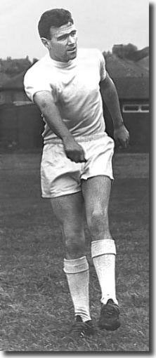 Jim Storrie eventually agreed to sign for Leeds, but it took all Don Revie's powers of persuasion to clinch the deal