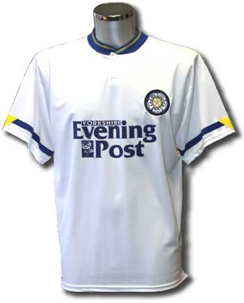 United's 1991/92 championship season shirt