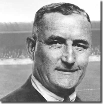 Billy Hampson had been in charge at Elland Road since 1935