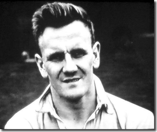 Don Revie in his early 20's