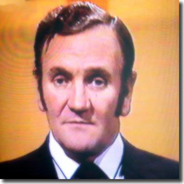 Don Revie in reflective and serious mood as England manager