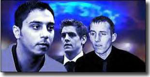 Jonathan Woodgate and Lee Bowyer were involved in a long running legal case with Sarfraz Najeib