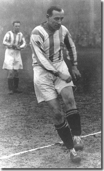 Former Middlesbrough player Russell Wainscoat was a stalwart of the Leeds United side in the late 1920's